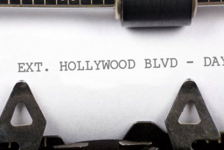 Hollywood type writer