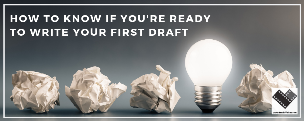How To Know If You Are Ready To Write