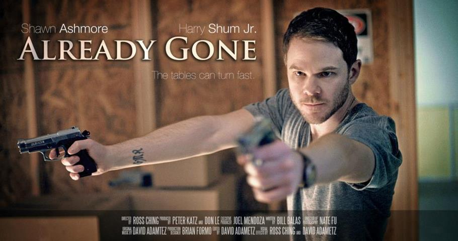 Already Gone Poster 1